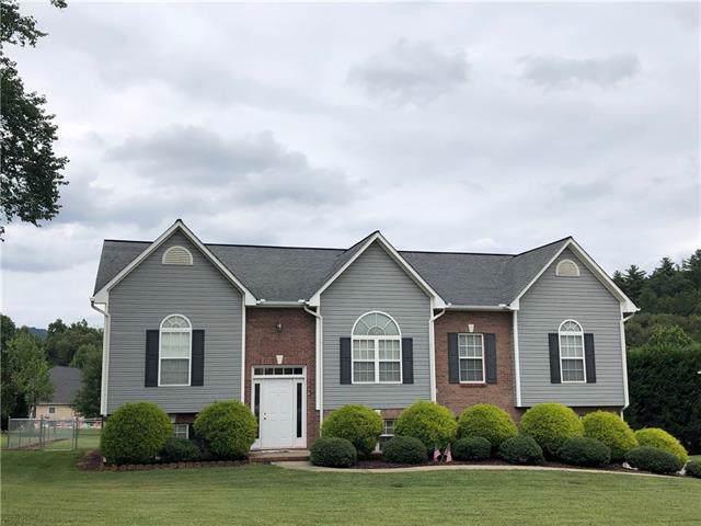 105 White Hall Lane, Hudson, NC 28638 (#3546119) :: Robert Greene Real Estate, Inc.
