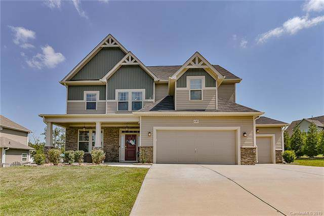 2373 Fairport Drive SE, Concord, NC 28025 (#3546142) :: High Performance Real Estate Advisors