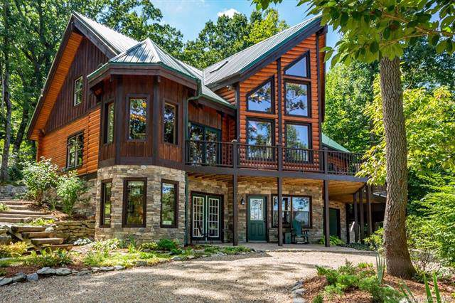 85 Rock Garden Road, Black Mountain, NC 28711 (#3546176) :: Carlyle Properties