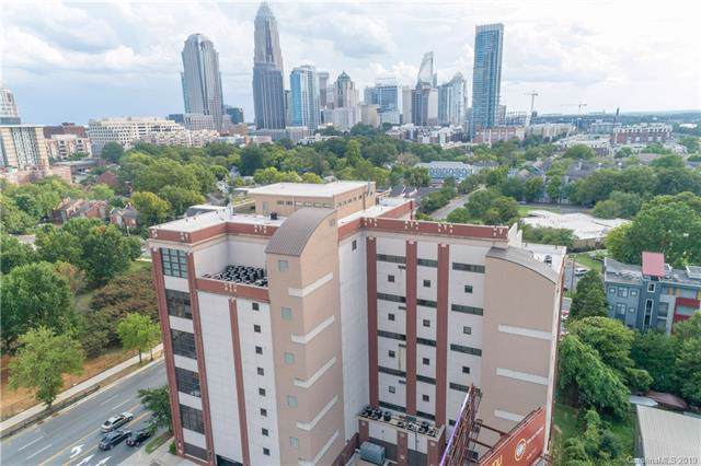 715 Graham Street, Charlotte, NC 28202 (#3546286) :: Carlyle Properties