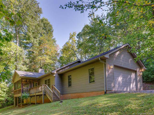 37 Spring Valley Road, Pisgah Forest, NC 28768 (#3546317) :: Keller Williams Professionals