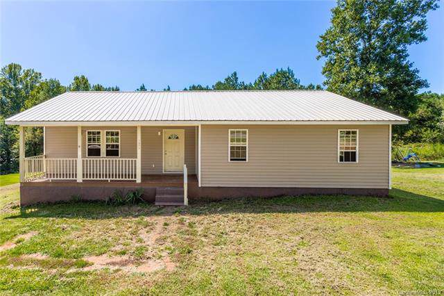 1023 W Stagecoach Trail, Lawndale, NC 28090 (#3546352) :: Roby Realty