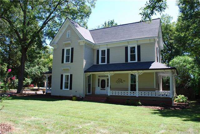 712 N Main Street, Mocksville, NC 27028 (#3546375) :: Team Honeycutt