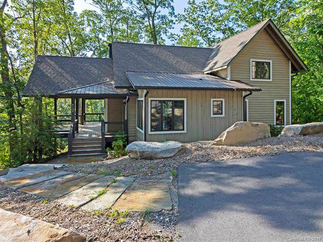 4138 Lake Forest Drive, Tuckasegee, NC 28783 (#3546453) :: LePage Johnson Realty Group, LLC
