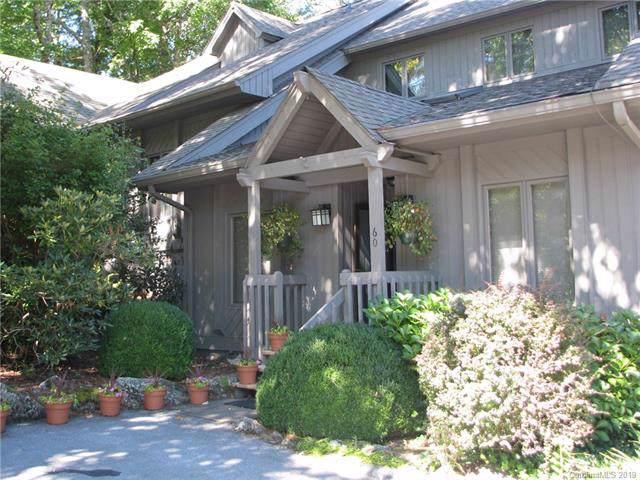 60 Fairway Villas Drive, Sapphire, NC 28774 (#3546458) :: TeamHeidi®