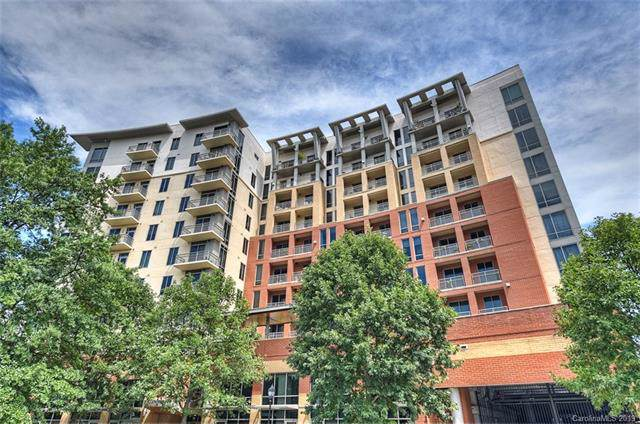 701 Royal Court #803, Charlotte, NC 28202 (#3546502) :: Stephen Cooley Real Estate Group