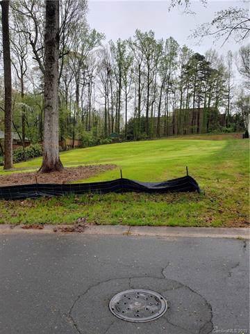 1117 Crestbrook Drive #6, Charlotte, NC 28211 (#3546540) :: Besecker Homes Team