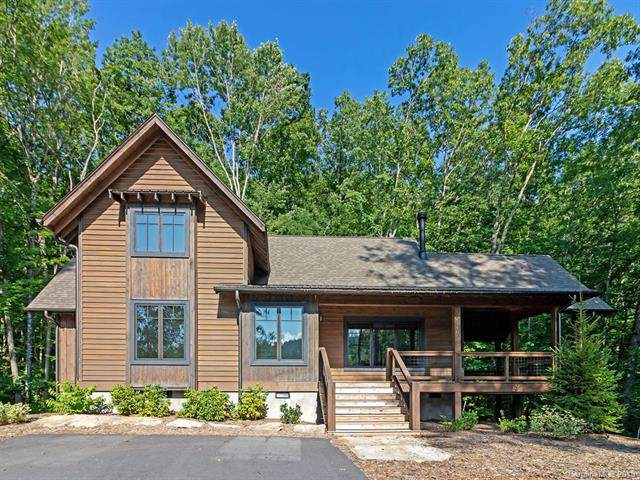 4140 Lake Forest Drive, Tuckasegee, NC 28783 (#3546560) :: LePage Johnson Realty Group, LLC