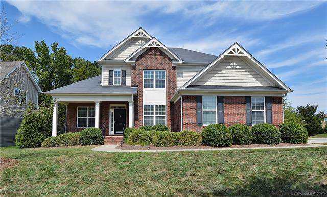 9894 Violet Cannon Drive, Concord, NC 28027 (#3546562) :: The Ramsey Group