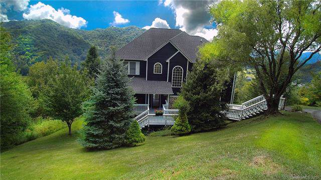 432 Whitfield Lane, Weaverville, NC 28787 (#3546589) :: Carlyle Properties
