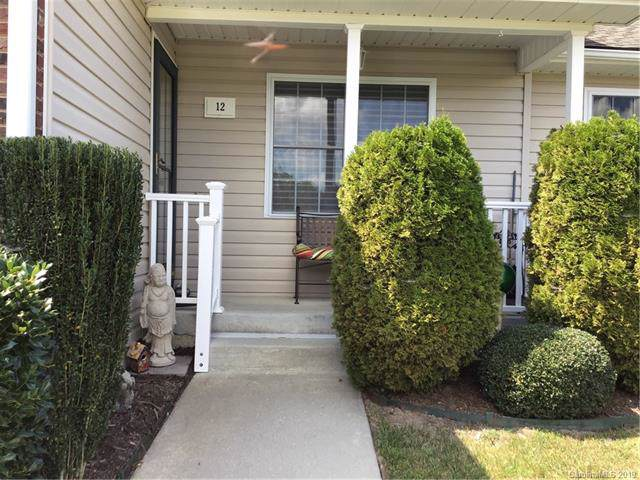 12 S Woodridge View Court S #43, Hendersonville, NC 28791 (#3546602) :: Caulder Realty and Land Co.