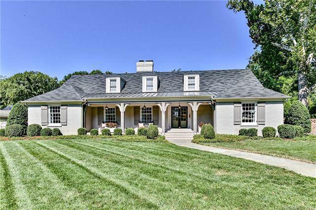 2300 Queens Road E, Charlotte, NC 28207 (#3546688) :: Scarlett Real Estate