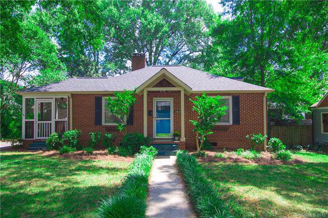 2826 Virginia Avenue, Charlotte, NC 28205 (#3546689) :: Stephen Cooley Real Estate Group