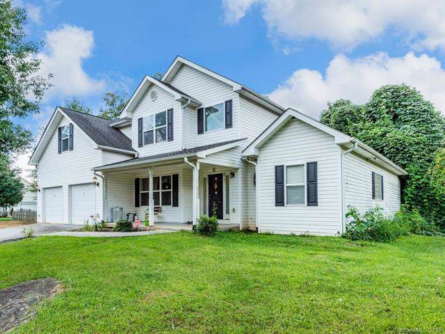 27 Scottish Circle, Asheville, NC 28803 (#3546695) :: Team Honeycutt