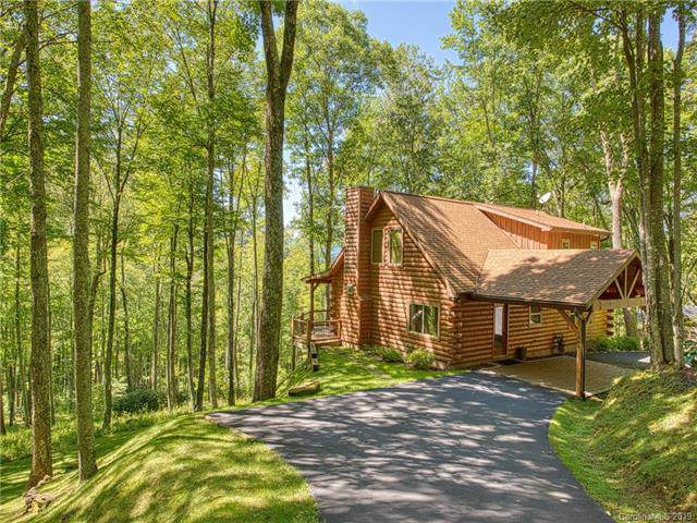 1889 Odalu Trail, Maggie Valley, NC 28751 (#3546703) :: Carolina Real Estate Experts