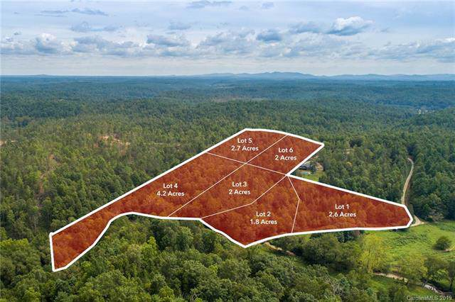 V/L Rose Creek Road 15.50 Acres, Morganton, NC 28655 (#3546720) :: Homes Charlotte