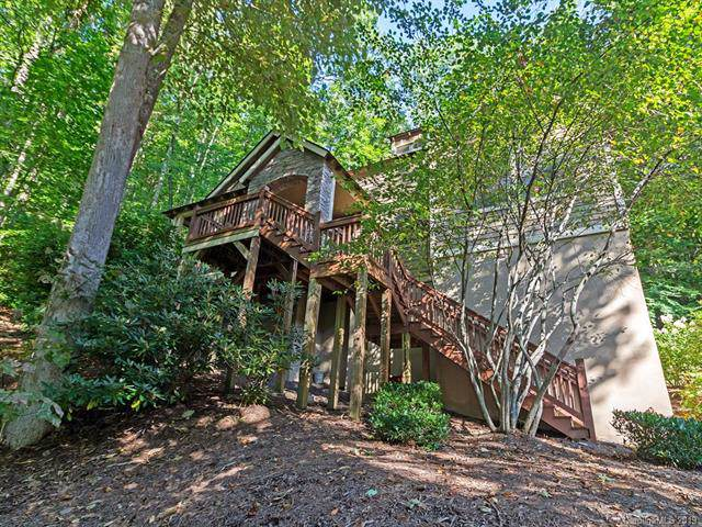 115 Boulder Creek Lane #32, Tuckasegee, NC 28783 (#3546738) :: LePage Johnson Realty Group, LLC