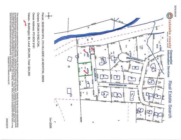 213 Hillside Lane #6, Newton, NC 28658 (#3546801) :: Scarlett Real Estate
