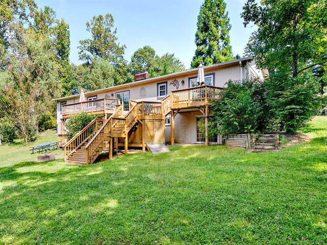 613 Stoney Mountain Road, Hendersonville, NC 28791 (#3546826) :: Rinehart Realty