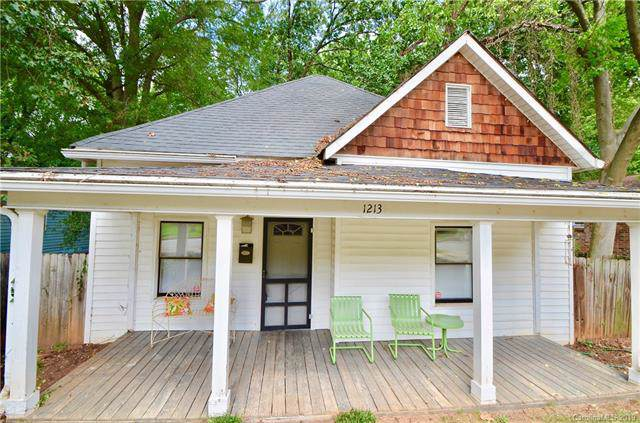 1213 Allen Street, Charlotte, NC 28205 (#3546947) :: Roby Realty