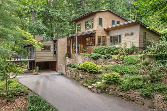 17 Griffing Circle, Asheville, NC 28804 (#3546949) :: Keller Williams Professionals