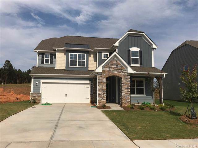 165 Falls Cove Drive #67, Troutman, NC 28166 (#3546986) :: Robert Greene Real Estate, Inc.