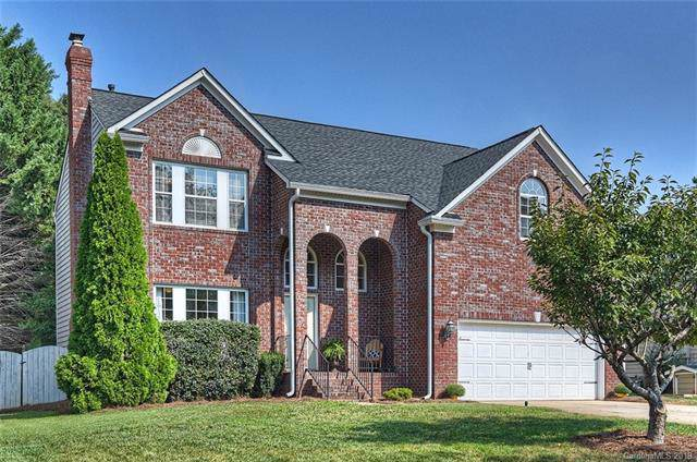 2904 Redfield Drive, Charlotte, NC 28270 (#3546992) :: Besecker Homes Team