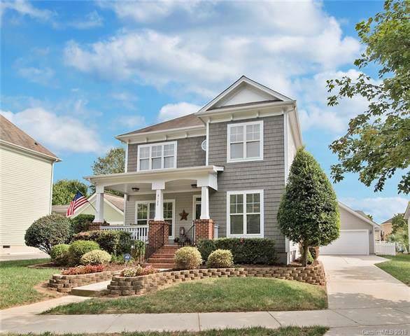 8122 Strandhill Road, Huntersville, NC 28078 (#3547003) :: LePage Johnson Realty Group, LLC