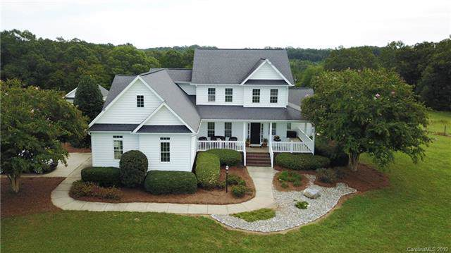14500 Frog Pond Road, Oakboro, NC 28129 (#3547054) :: Carver Pressley, REALTORS®