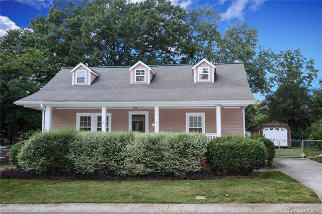3015 Myers Street, Charlotte, NC 28205 (#3547097) :: Stephen Cooley Real Estate Group