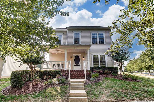 6908 Tanners Creek Drive, Huntersville, NC 28078 (#3547112) :: LePage Johnson Realty Group, LLC