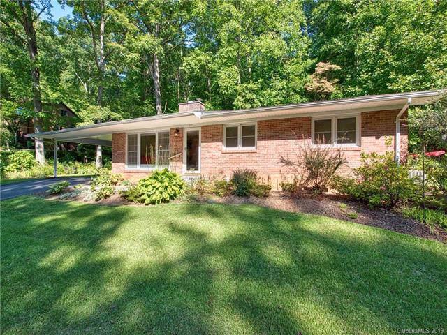317 Thomas Park Drive, Waynesville, NC 28786 (#3547199) :: Rinehart Realty