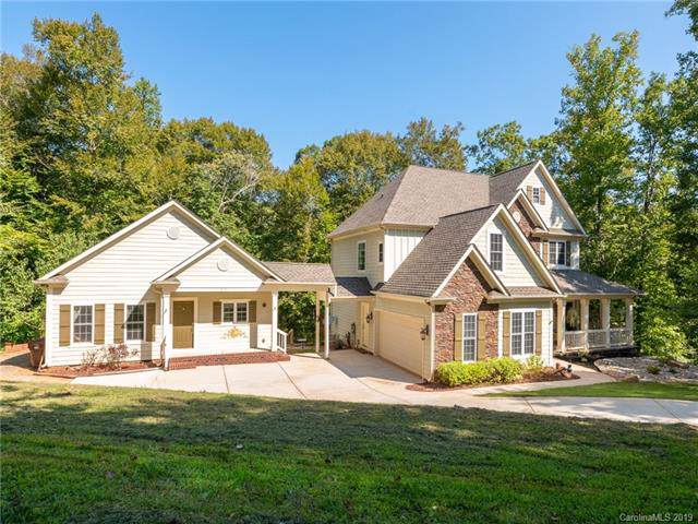 6141 Falls Ridge Trail, Sherrills Ford, NC 28673 (#3547242) :: Cloninger Properties