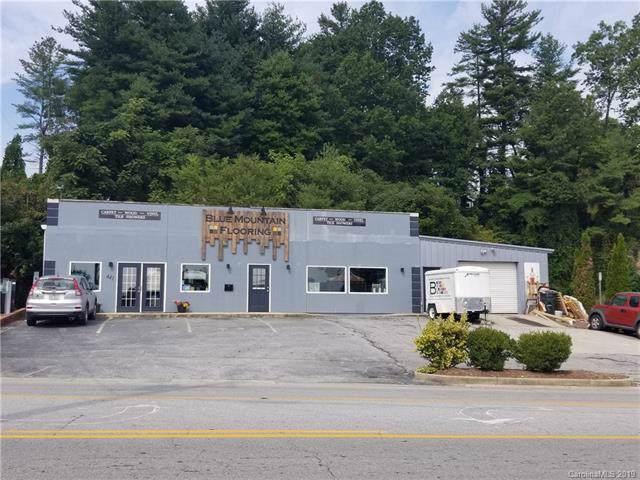 441 Kanuga Road, Hendersonville, NC 28739 (#3547260) :: Scarlett Real Estate