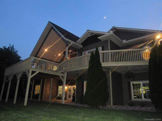 624 Nations Creek Road, Whittier, NC 28789 (#3547275) :: Rinehart Realty