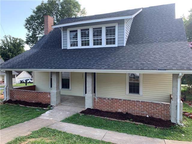 901 Trogdon Street, North Wilkesboro, NC 28659 (#3547287) :: DK Professionals Realty Lake Lure Inc.