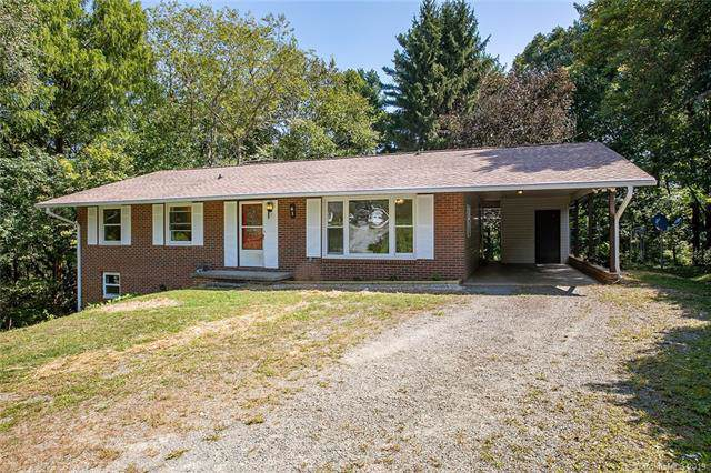 61 Cresent Drive, Pisgah Forest, NC 28768 (#3547314) :: Carlyle Properties