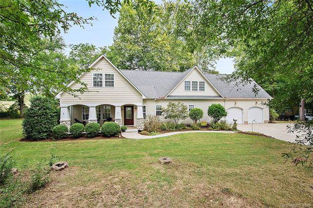 4484 Ranchway Drive SW, Concord, NC 28027 (#3547370) :: High Performance Real Estate Advisors