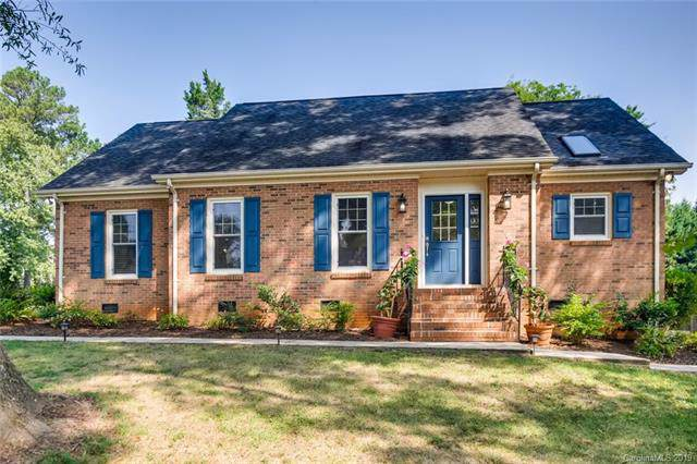 5119 Charmapeg Avenue, Charlotte, NC 28211 (#3547425) :: Besecker Homes Team