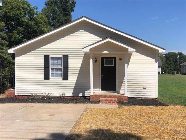 313 Hill Street, Marshville, NC 28103 (#3547438) :: LePage Johnson Realty Group, LLC