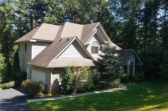 104 Black Hawk Ridge, Weaverville, NC 28787 (#3547474) :: Carlyle Properties