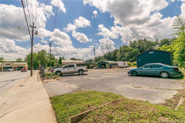 321 S Washington Street Lot #B, Hendersonville, NC 28739 (#3547514) :: The Ramsey Group
