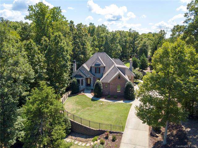804 Cooks Cove Ridge, Lake Wylie, SC 29710 (#3547559) :: Miller Realty Group