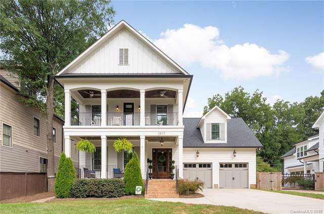 2837 Attaberry Drive, Charlotte, NC 28205 (#3547583) :: Rowena Patton's All-Star Powerhouse