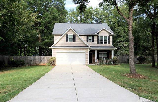 12316 Edna Drive, Huntersville, NC 28078 (#3547594) :: MartinGroup Properties