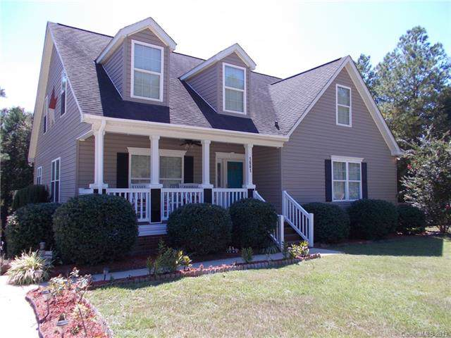 1661 Green Hill Road, Lugoff, SC 29078 (#3547626) :: Homes Charlotte