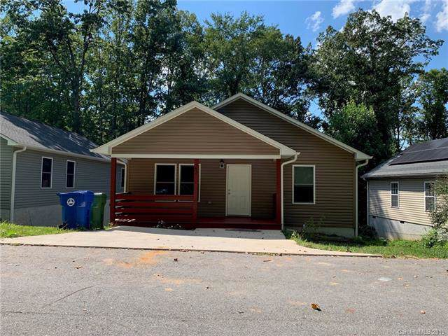 23 Chapel Park Place #7, Asheville, NC 28803 (#3547656) :: Keller Williams Biltmore Village