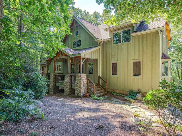 54 Rush Ridge Trail, Fairview, NC 28730 (#3547669) :: Keller Williams Professionals