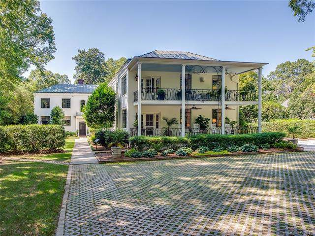 1610 Queens Road #4, Charlotte, NC 28207 (#3547736) :: LePage Johnson Realty Group, LLC