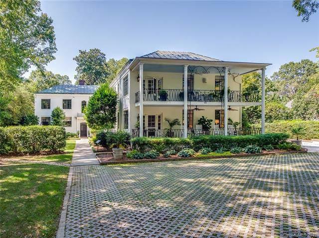 1610 Queens Road #4, Charlotte, NC 28207 (#3547736) :: Scarlett Real Estate
